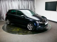 USED 2013 63 VOLKSWAGEN POLO 1.2 R LINE TSI 5d 104 BHP £0 DEPOSIT FINANCE AVAILABLE, AIR CONDITIONING, BLUETOOTH CONNECTIVITY, CLIMATE CONTROL, CRUISE CONTROL, DAB RADIO, DAYTIME RUNNING LIGHTS, HEATED DOOR MIRRORS, TRIP COMPUTER