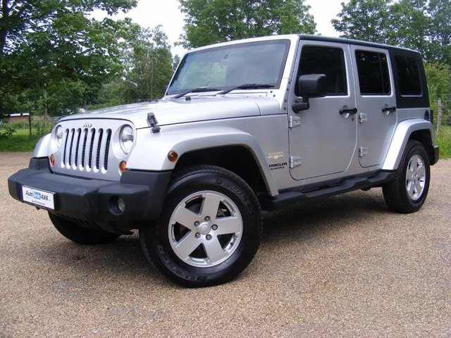 2009 09 JEEP WRANGLER 2.8 CRD Sahara Hard Top 5d 2777cc