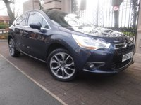 USED 2012 62 CITROEN DS4 1.6 HDI DSTYLE 5d 110 BHP *** FINANCE & PART EXCHANGE WELCOME *** BLUETOOTH PHONE CRUISE CONTROL PANORAMIC WINDSCREEN AIR/CON AUTOMATIC HEADLIGHTS