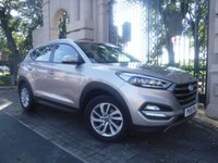 USED 2016 16 HYUNDAI TUCSON 2.0 CRDI SE NAV 5d AUTO 4WD 134 BHP *FINANCE ARRANGED*PART EXCHANGE WELCOME*1 OWNER*4X4*CAMERA*CRUISE*NAV*LANE KEEP*2KEYS*BLUETOOTH*MFSW*A/C