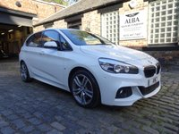 2015 BMW 2 SERIES 2.0 220D M SPORT ACTIVE TOURER 5d AUTO 188 BHP £13995.00