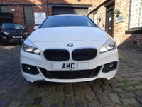USED 2015 65 BMW 2 SERIES 2.0 220D M SPORT ACTIVE TOURER 5d AUTO 188 BHP (Drive Away Today)