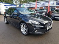 USED 2015 15 VOLVO V40 2.0 D4 CROSS COUNTRY LUX NAV 5d 188 BHP 0%  FINANCE AVAILABLE ON THIS CAR PLEASE CALL 01204 393 181