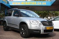 USED 2013 63 SKODA YETI 2.0 ADVENTURE TDI CR 5dr 109 BHP NEED FINANCE??? APPLY WITH US!!!