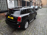 USED 2017 66 MINI COUNTRYMAN 2.0 COOPER D 5d AUTO 148 BHP (Special Order Specification)