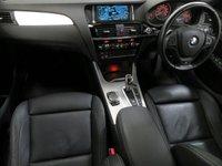 USED 2016 16 BMW X3 3.0 xDrive 30D M SPORT PLUS 5d AUTO 255 BHP [£6,570 OF OPTIONS] PRONAV VISIBILITY TOW MEMORY....