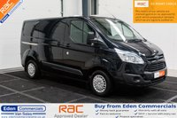 USED 2014 64 FORD TRANSIT CUSTOM 2.2 270 TREND LR P/V * AIR CON + CRUISE CONTROL *
