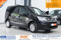 USED 2015 15 CITROEN BERLINGO 1.6 625 ENTERPRISE L1 HDI * AIR CON + 3 SEATS *