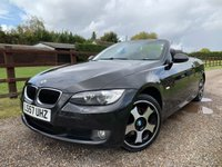 USED 2007 57 BMW 3 SERIES 2.0 320I SE 2d 168 BHP PART EXCHANGE TO CLEAR