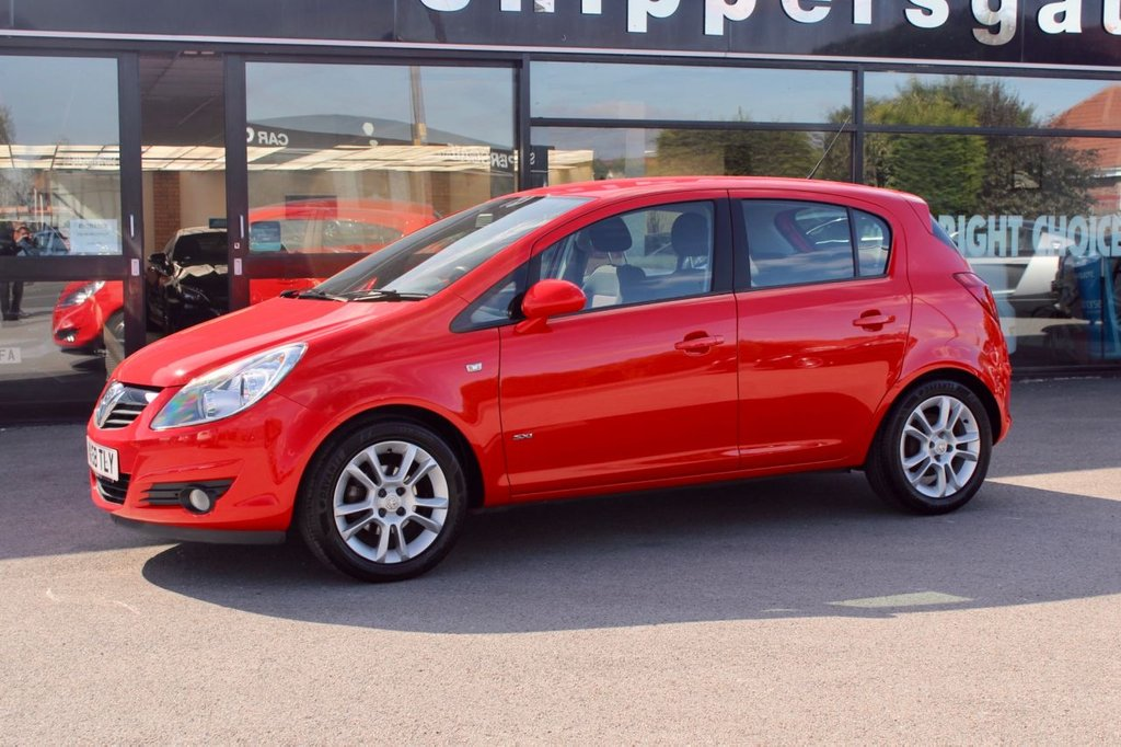 USED 2008 58 VAUXHALL CORSA 1.2 SXI 16V 5d 80 BHP Fantastic Condition Corsa 1.2 SXI  taken in part exchange, Alloys Wheels, Full Service History - Recently Serviced, Remote Tailgate Release, Remote Central Locking, Sports Seats, Electric Adjustable Mirrors, Electric Windows, 2 Keys and Book Pack