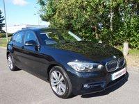2015 BMW 1 SERIES 1.5 116D SPORT 5d 114 BHP £9290.00