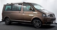 USED 2010 10 VOLKSWAGEN CARAVELLE 2.0 BiTDI Executive Bus DSG 5dr (SWB, 6 Seats) F/S/H (6 Stamps), Great Spec +