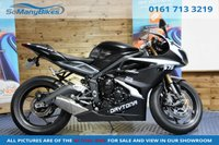 USED 2014 64 TRIUMPH DAYTONA DAYTONA 675 ABS - 8-Ball Colour Scheme