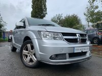 2008 DODGE JOURNEY 2.0 RT CRD 5d 138BHP £3690.00