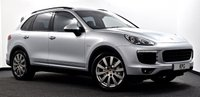 USED 2015 65 PORSCHE CAYENNE 4.2 TD S Tiptronic 4WD (s/s) 5dr £22k Extras, Sunroof, Air Susp