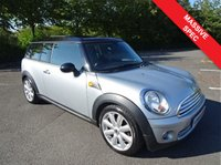 2008 MINI CLUBMAN 1.6 COOPER 5d AUTO 118 BHP £4290.00