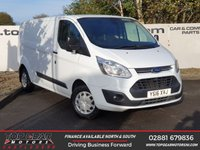 USED 2016 16 FORD TRANSIT CUSTOM 290 2.2 125 BHP TREND L2 H1 **CHOOSE OF OVER 90 VANS**