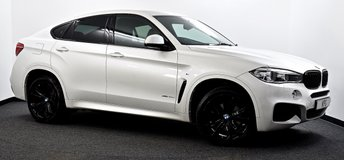 2016 BMW X6 3.0 40d M Sport Auto xDrive (s/s) 5dr £32750.00
