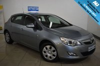 2011 VAUXHALL ASTRA 1.4 EXCLUSIV 5d 98 BHP