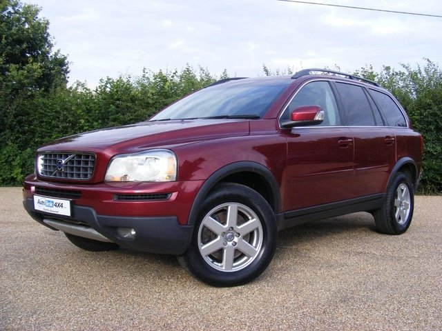 2009 09 VOLVO XC90 2.4 D5 AWD SE Estate 5d 2400cc
