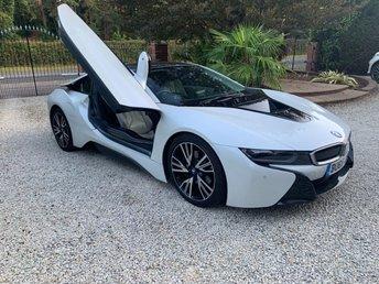 2015 BMW I8 1.5 I8 2d AUTO 228 BHP £45750.00