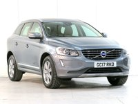 USED 2017 17 VOLVO XC60 2.4 D4 SE LUX NAV AWD 5d AUTO 187 BHP [4WD] [£2,750 OF OPTIONS] WINTER-ILLUM CAMERA F&R-PARK