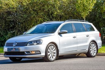 2013 VOLKSWAGEN PASSAT 2.0 HIGHLINE TDI BLUEMOTION TECHNOLOGY 5d 139 BHP £6450.00