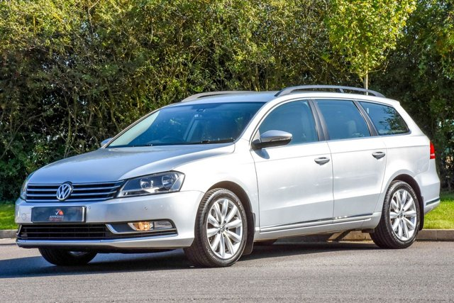 2013 63 VOLKSWAGEN PASSAT 2.0 HIGHLINE TDI BLUEMOTION TECHNOLOGY 5d 139 BHP