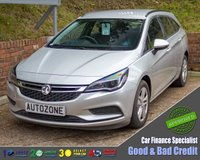 USED 2019 VAUXHALL ASTRA Sports Tourer