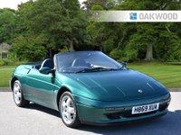 1991 LOTUS ELAN 1.6 SE 2d 162 BHP £7995.00