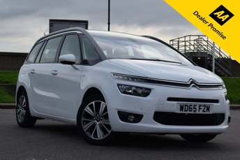 2015 CITROEN C4 GRAND PICASSO 1.6 BLUEHDI EXCLUSIVE 5d AUTO 118 BHP