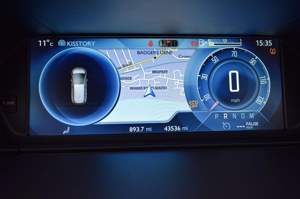 USED 2015 65 CITROEN C4 GRAND PICASSO 1.6 BLUEHDI EXCLUSIVE 5d AUTO 118 BHP