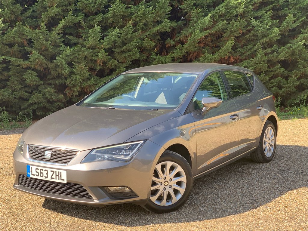 USED 2013 63 SEAT LEON 1.2L TSI SE TECHNOLOGY 5d 105 BHP