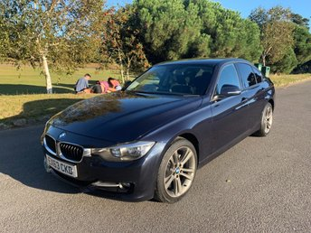 2013 BMW 3 SERIES 2.0 318D SPORT 4d AUTO 141 BHP £8750.00