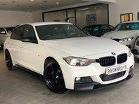 USED 2013 63 BMW 3 SERIES 2.0 320D XDRIVE M SPORT 4d AUTO 181 BHP BM PERFORMANCE STYLING+X-DRIVE