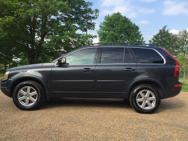 2009 09 VOLVO XC90  D5 Active Awd Rare Manual