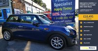 2016 MINI HATCH COOPER 1.5 COOPER D 3d 114 BHP, only 8000 miles £SOLD