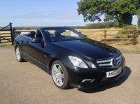 2010 MERCEDES-BENZ E CLASS 3.0 E350 CDI BLUEEFFICIENCY SPORT 2d AUTO 231 BHP £10950.00