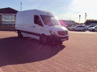 USED 2017 67 MERCEDES-BENZ SPRINTER 2.1 314CDI 140 BHP MWB EURO 6 (SB67AEZ) 1 Owner from new - FSH - Top Value