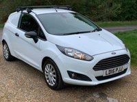 USED 2015 15 FORD FIESTA 1.5 BASE TDCI 3d 74 BHP F/S/H, 1 Owner, Alloy Wheels