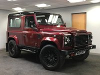 USED 2015 15 LAND ROVER DEFENDER 2.2 TD XS STATION WAGON 3d 122 BHP ++++BOWLER EDITION+++++