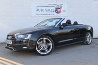 USED 2014 14 AUDI A5 1.8 TFSI S LINE SPECIAL EDITION 2d 168 BHP