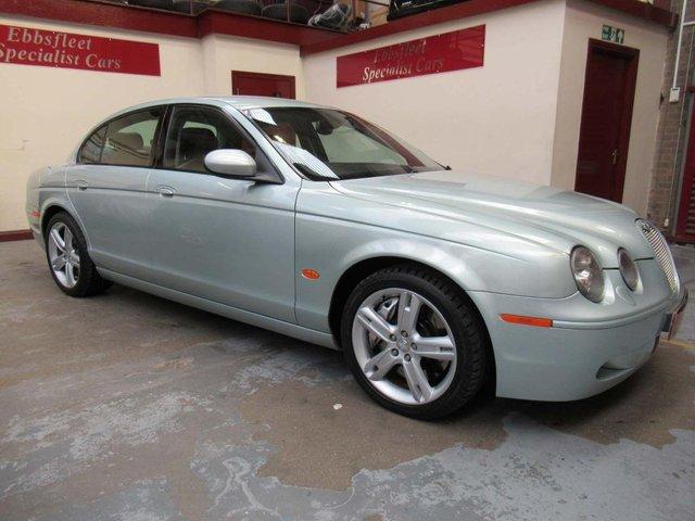 USED 2005 05 JAGUAR S-TYPE 4.2 V8 R 4dr ***67000 MILES F/S/H***