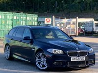 2013 BMW 5 SERIES 3.0 535d M Sport Touring 5dr £14995.00