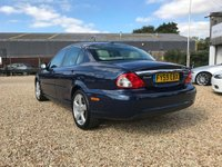 USED 2009 59 JAGUAR X-TYPE 2.2 D DPF SE 4dr Sat Nav, DAB & Leather