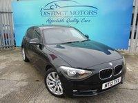USED 2012 12 BMW 1 SERIES 2.0 116D SPORT 5d AUTO 114 BHP
