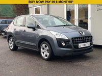 USED 2011 61 PEUGEOT 3008 1.6 SPORT HDI 5d AUTO 112 BHP DRIVE ME AWAY TODAY...