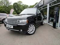 2010 LAND ROVER RANGE ROVER 5.0 V8 AUTOBIOGRAPHY 5d AUTO 500 BHP £SOLD
