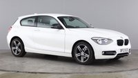 2013 BMW 1 SERIES 2.0 116D SPORT 3d 114 BHP £6985.00