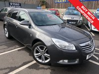 USED 2011 11 VAUXHALL INSIGNIA 2.0 SRI CDTI 5d 158 BHP ONE PREVIOUS OWNER + FULL SERVICE HISTORY